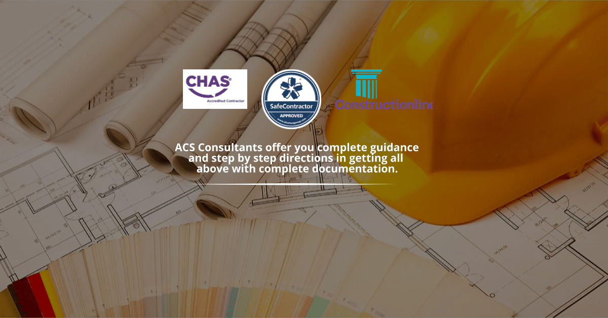 CHAS, SafeContractor, ConstructionLine