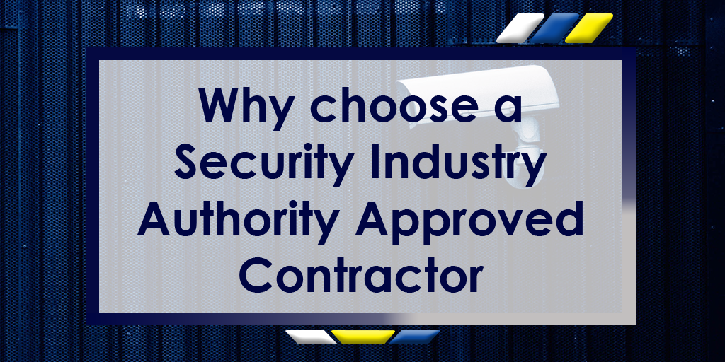 SIA's ACS – Why choosing an Approved Contractor